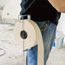 Le support de bande de papier de support de bande de cloison sèche en acier portable peut contenir jusquà 500FT doutil de cloison sèche de bande