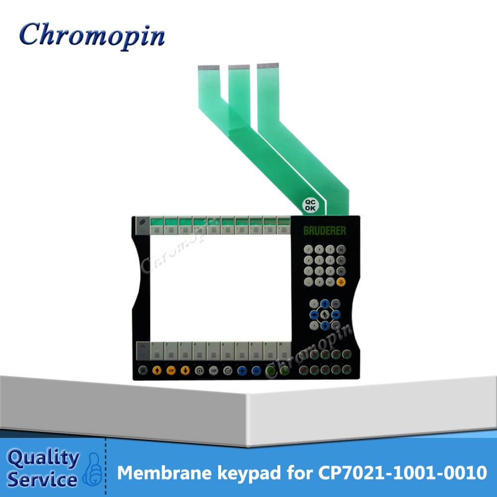 لوحة مفاتيح غشائية لوحة المفاتيح ل Beckhoff CP7021-1001-0010