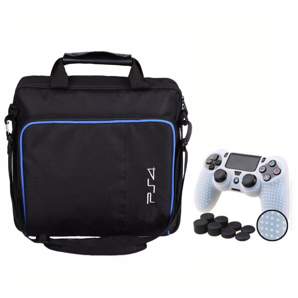 Защитный чехол для хранения, большой Дорожный Чехол для консоли PS4 Host, для Sony Playstation PS4 Slim Pro