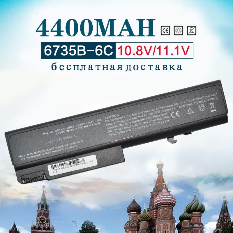 11,1 V 4400mAh batería para HP EliteBook 6930p 8440p 8440w 6440b 6445b 6450b 6540b 6545b 6550b 6555b 6530b 6535b 6730b 6735b