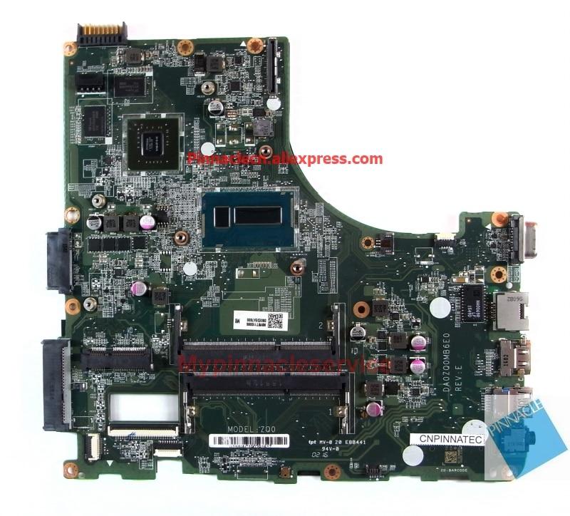 NBV9T11008 I3-5005U GT840M اللوحة لشركة أيسر أسباير E5-471G V3-472 TravelMate P246-M DA0ZQ0MB6E0