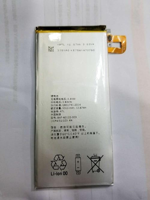 For BlackBerry Priv Mobile phone battery 3360mAh BAT-60122-003 BlackBerry