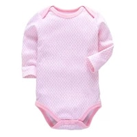100 cotton baby bodysuits autumn top quality baby girl boy clothes long sleeve underwear infant baby jumpsuit 0 24m