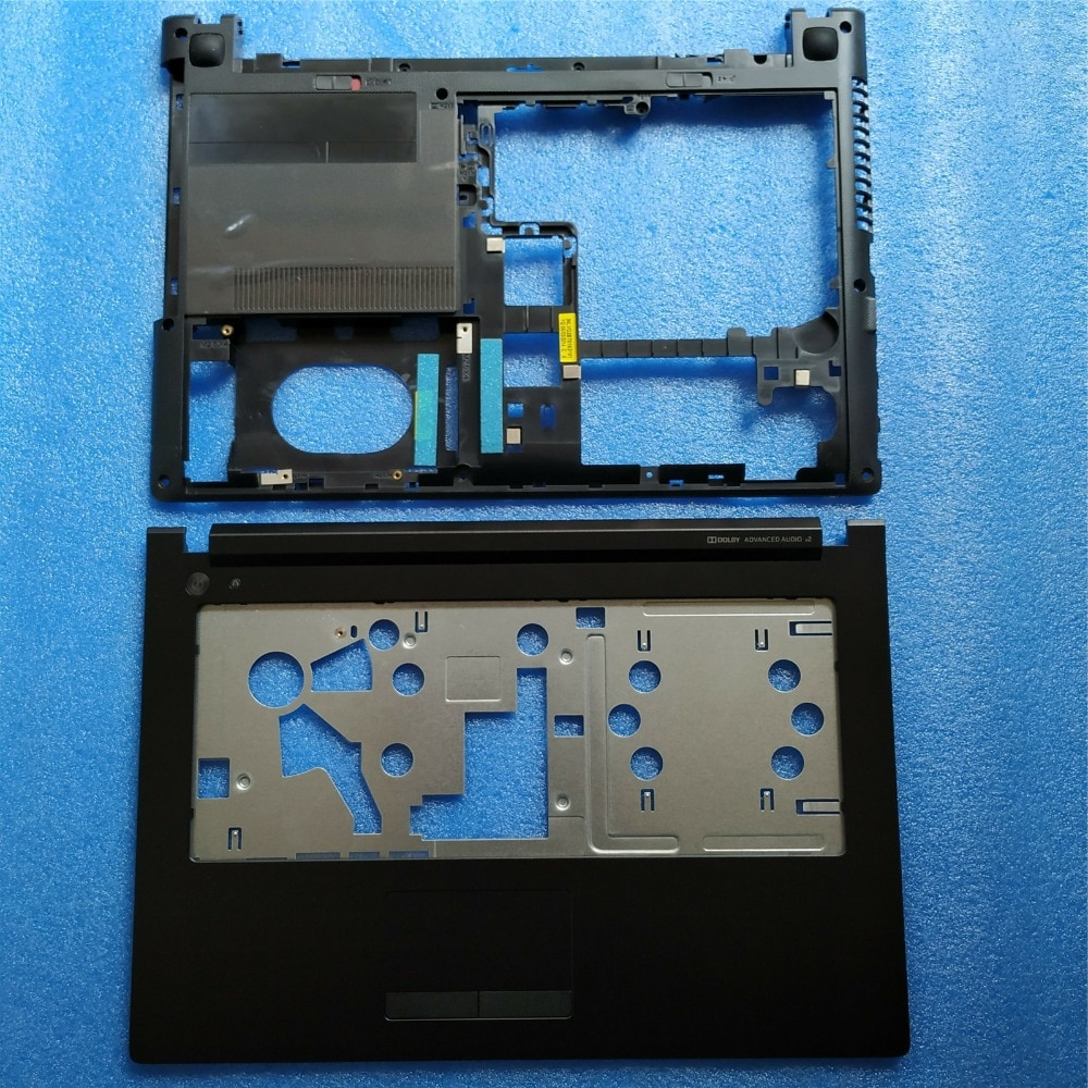 Nuevo Lenovo G400S G405S serie superior caja reposamanos AP0YC000C60 y cubierta inferior AP0YC000320
