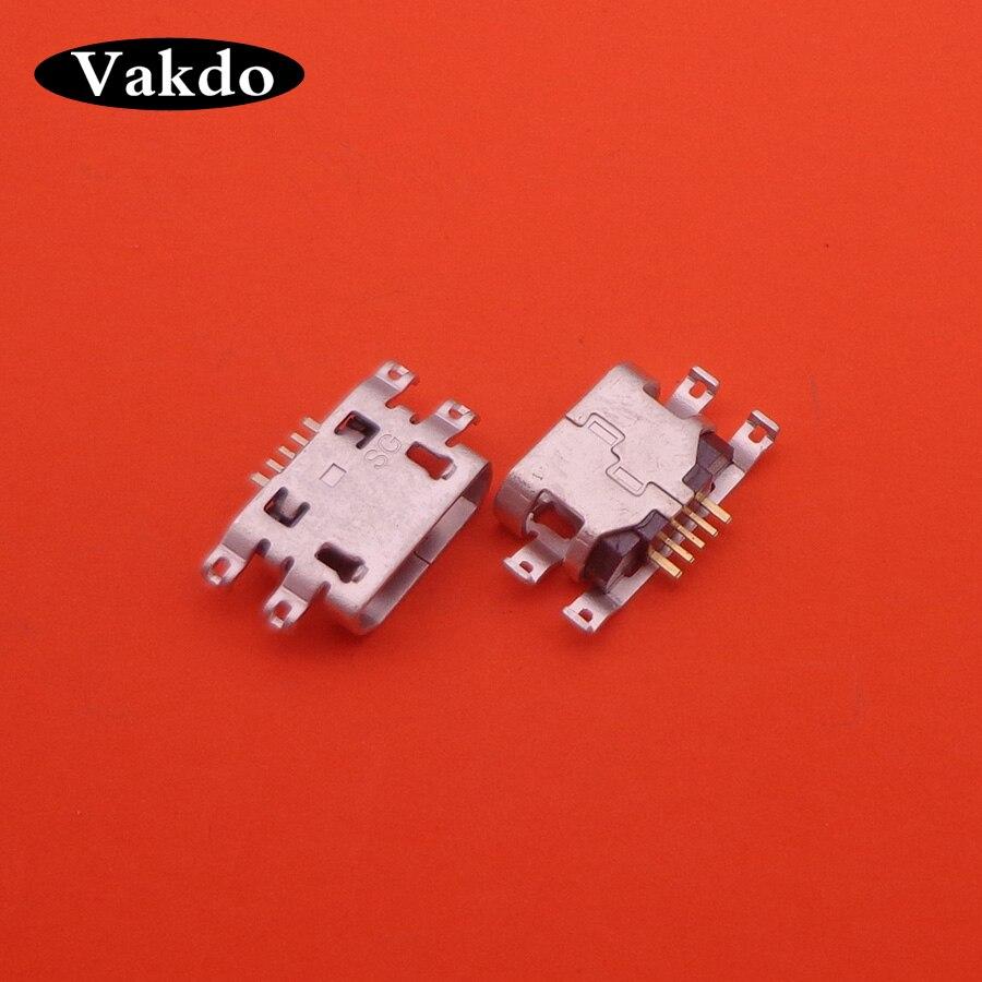 10pcs/lot micro mini usb charge charging jack plug connector plug dock socket port Repair Part for Sony Xperia XA F3112 F3111