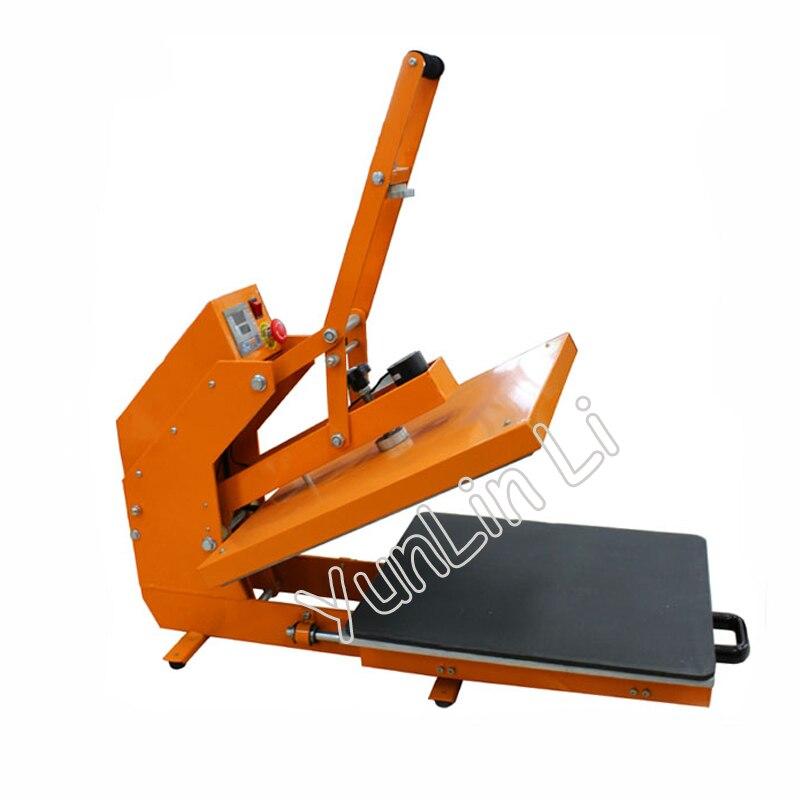 Máquina de prensado magnético de 1400W tipo Pull en caliente 110 V/220 V máquina de prensado en caliente semiautomática puede ser APLS-HP3804DD de estampado en caliente