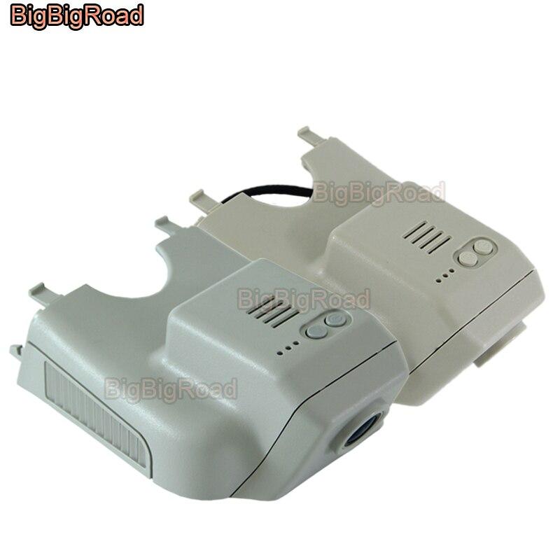 BigBigRoad para Mercedes Benz ML M MB GL R Class ML W164 X164 W251 320 R350 R300 R400 2005 2006-2012 Wifi para coche grabador de vídeo DVR