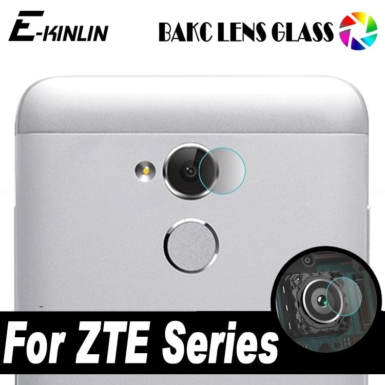 Back Camera Lens Tempered Glass For ZTE Blade Hawkeye A520 A2 L5 Plus X Max XL Axon 7 mini Tempo Go Screen Protector Film
