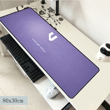Letters mouse pad High-end pad to mouse notbook computer mousepad pc hot sales gaming padmouse gamer