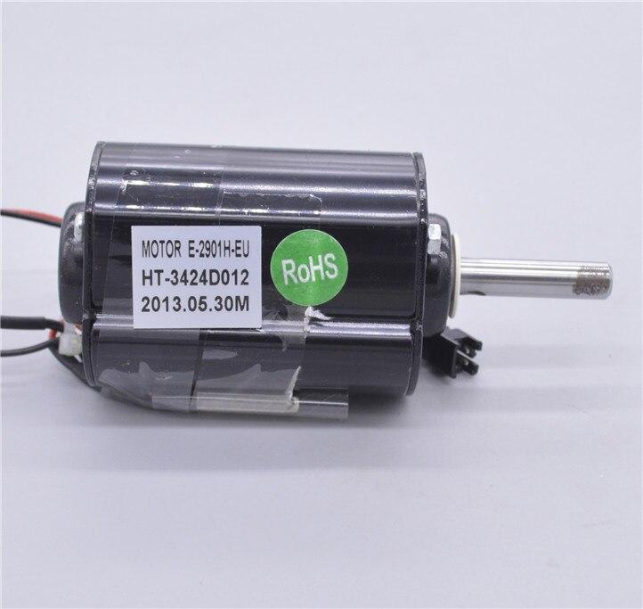 كرة 12 فولت-24 فولت 2850-5800 دورة في الدقيقة حول أدوات حماية درجة حرارة المحرك الصغير/الأجهزة/الآلات/ملحقات محرك ذاتي الصنع