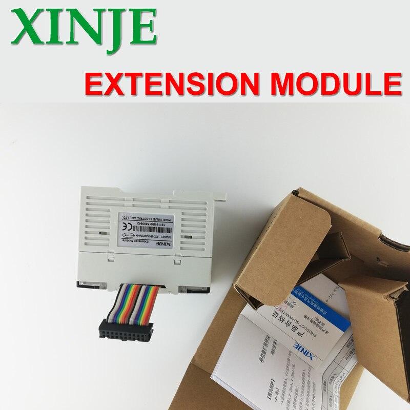 XC-E16X/XC-E16YR/XC-E16YT xinje serie XC quater PLC módulo de extensión tienen en STOCK, envío rápido