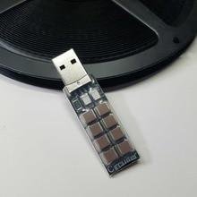 USBkiller V2 USB mörder U Disk Blumenglasflasche power Hohe Spannung Puls Generator/USB mörder tester/USB mörder protector USB TYPE-A