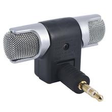 Marsnaska Mais Novo Condensador de Eletreto Microfone Mini MICROFONE de Voz Estéreo de 3.5mm para PC Universal para Computador Portátil