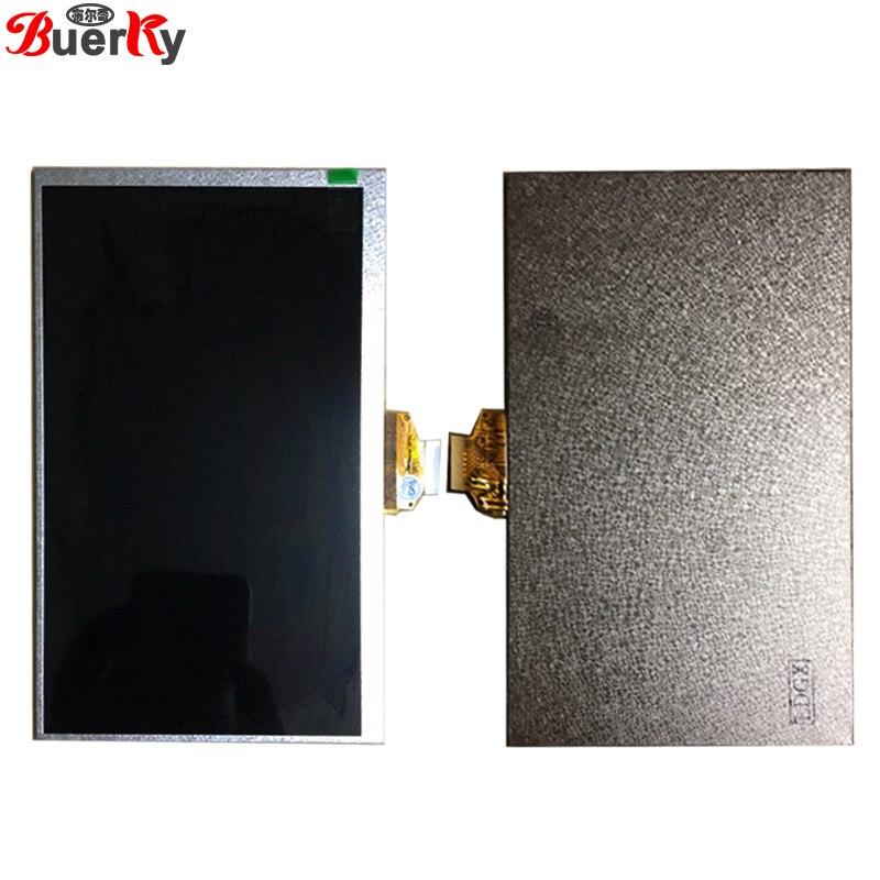 BKparts probado 1 Uds LCD para Alcatel Pixi 3 7,0 OT9002 9002 pantalla LCD reemplazo del digitalizador de pantalla envío gratis