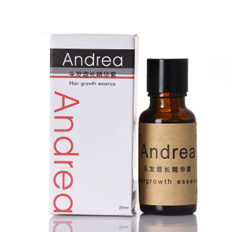 Andrea Hair Growth Ginger Oil Natural Plant Essence Faster Grow Hair Tonic Growing Shampoo No Hair L