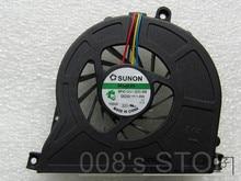 Nouvel Ordinateur Portable ventilateur refroidisseur de processeur Pour Acer R3600 R3610 R3700 D410 D425 D510 D525 AS3610 MS2177 MF40100V1-Q000-S99 5V 1.8W Radiateur