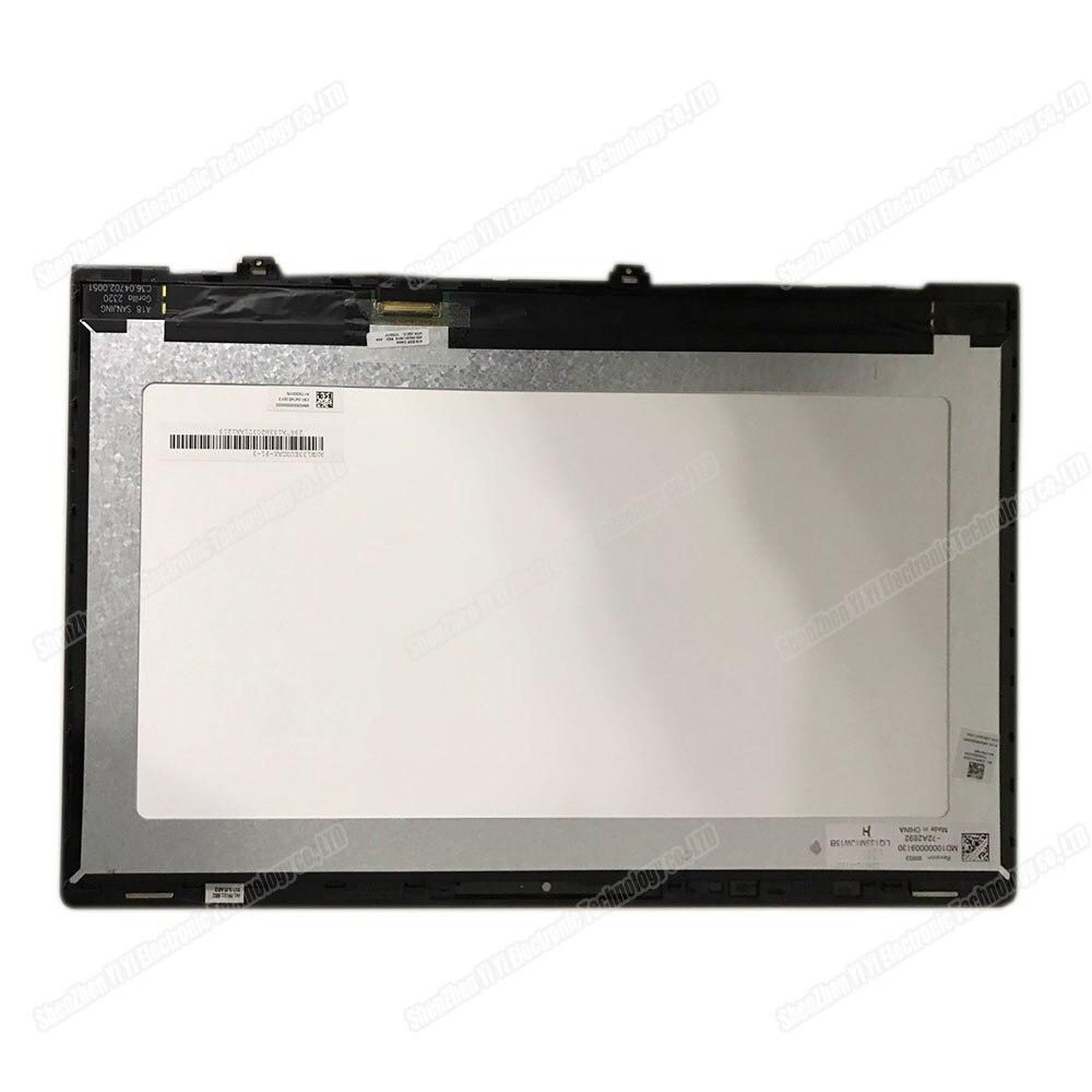 13.3 بوصة LCD LED شاشة عرض مصفوفة زجاج الجمعية ل Xiaomi مي دفتر الهواء IPS LQ133M1JW15 NV133FHM-N52 LTN133HL09