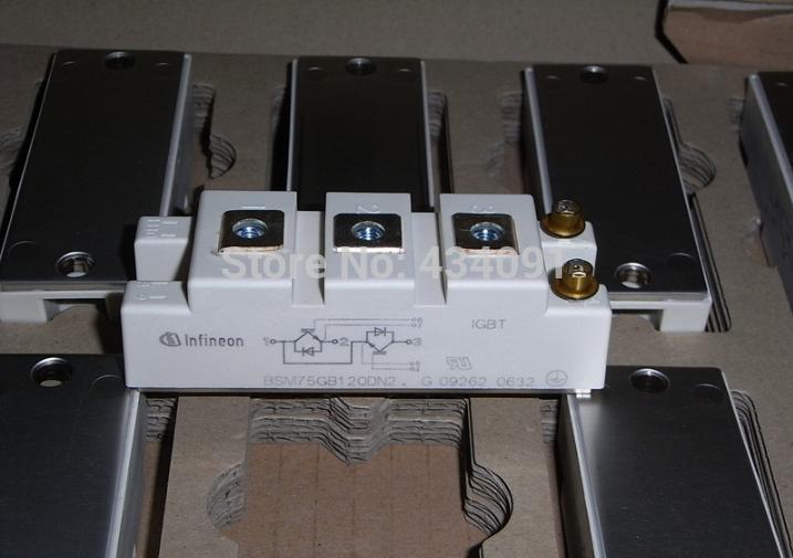 Envío Gratis, 10 unids/lote, BSM75GB120DN2, módulos de potencia IGBT
