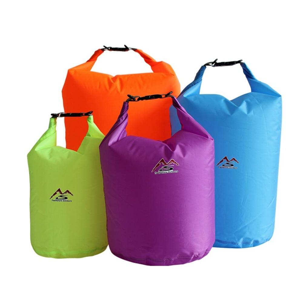 5L/10L/20L/40L/70 Outdoor Dry Waterproof Bag Dry Bag Sack Waterproof Floating Dry Gear Bags For Boat