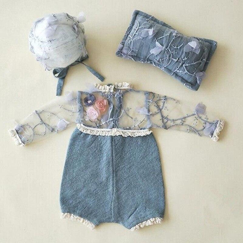 Ylsteed fotografía recién nacido trajes de bebé tiro apoyos recién nacido fotos ropa de bebé estudio sesión de fotos Accesorios
