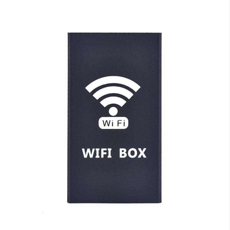 2018 inalámbrico Wifi caja para 5,5mm 7mm 8mm 10mm USB de 5,5 m Android endoscopio Mini cámara cámara endoscópica de tubo de serpiente para IOS Windows