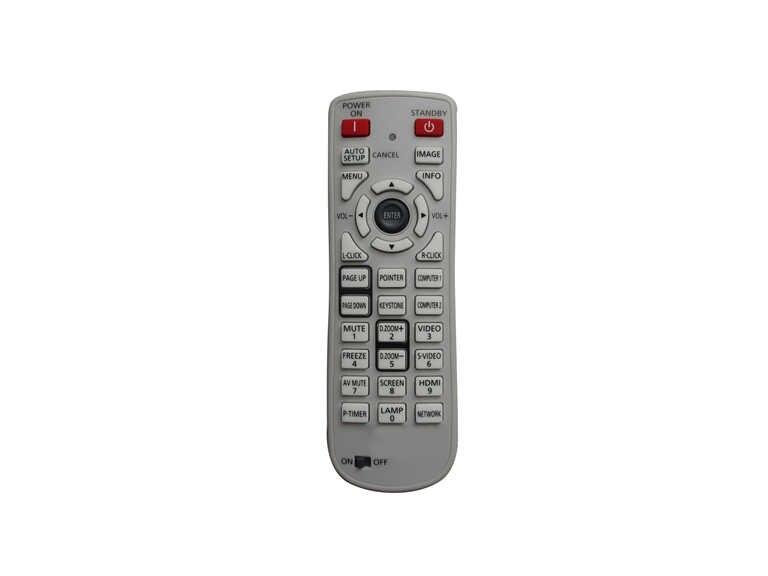 Пульт дистанционного управления для Panasonic N2QAYA000063 PT-EW640 PT-EW730 PT-EW730Z PT-EW730ZL PT-EX610 PT-EX800 3LCD проектор
