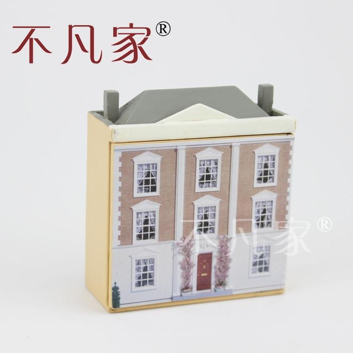 Dollhouse 1/96 Scale Miniature Model Building 1 12 scale dollhouse miniature household appliance model white drum washing machine