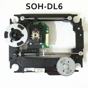 Original New SOH-DL6 for SAMSUNG DVD Optical Pickup SOH DL6 CMS-S76 with Mechanism