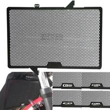 Para Honda CBR650F/CB650F 2014-2018 CB650R/CBR650R 2019 radiador de motocicleta protección de rejilla Protector de rejilla cubierta CB CBR 650 F R