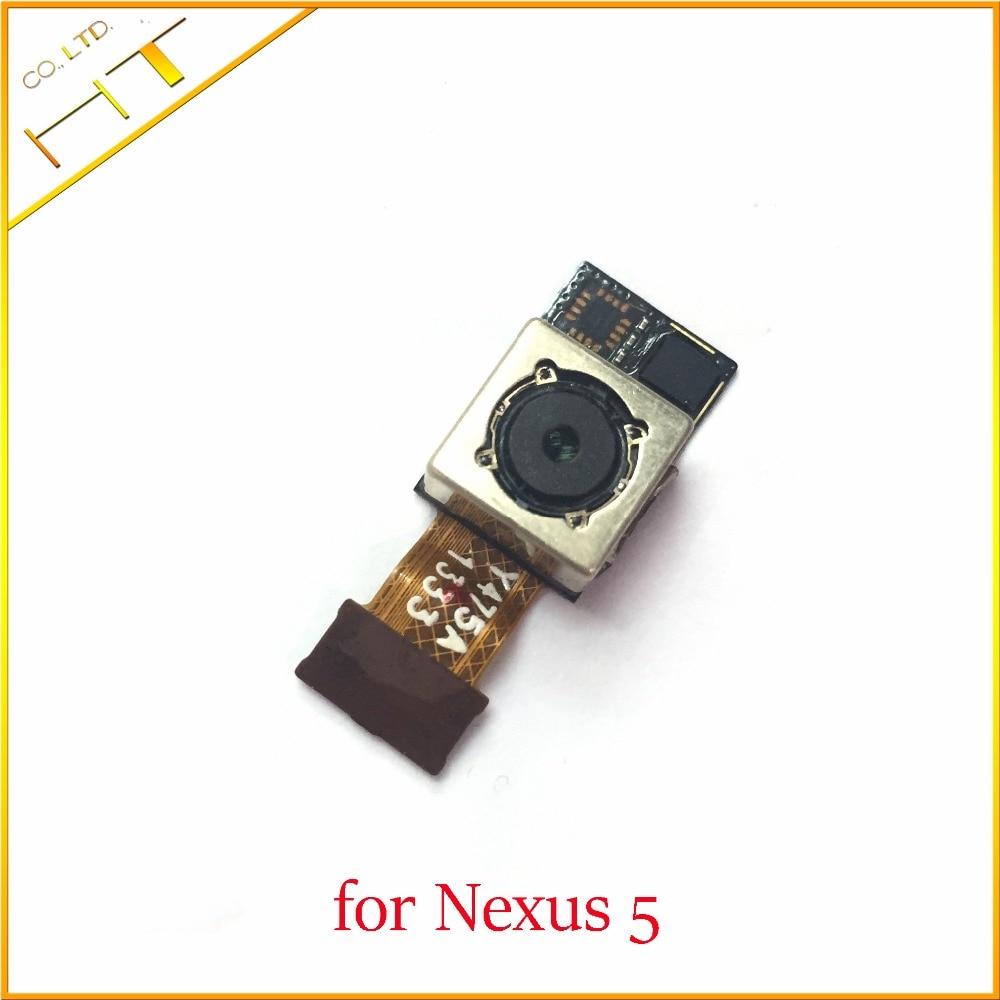 1 Uds., original probado, para LG Google Nexus 5 D820 D821, cámara...