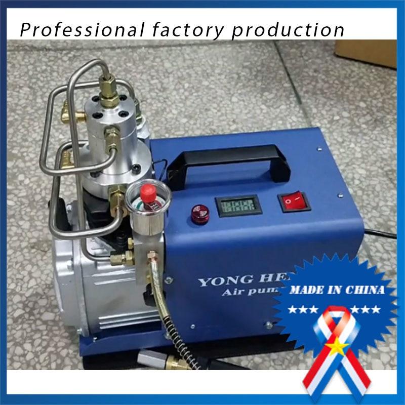 ضاغط هواء عالي الضغط ، 300 بار ، 4500PSI ، لبندقية PCP ، تبريد المياه