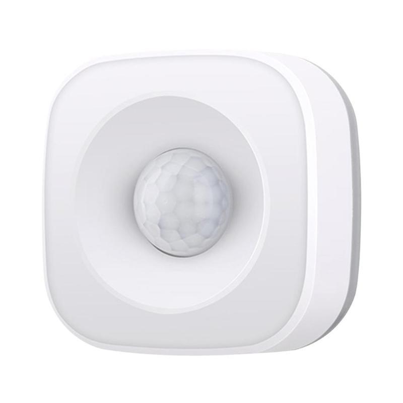 Wireless Smart Infrared Detector Home Security Burglar Alarm WIFI App Control Smart Home PIR Motion Detection Sensor Homekit