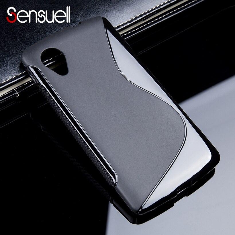 For LG G6 Nexus 5 Case K10 G3 K8 K3 2017 K5 G4 Silicone TPU Cover For LG Spirit L90 Stylus 2 3 Leon Class Magna X Venture Power