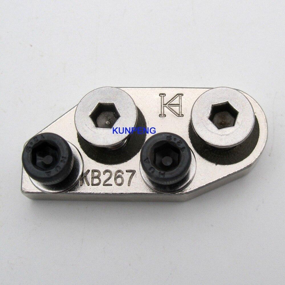 1 Juego de soporte adaptador # KB-267 apto para Durkopp Adler 267, 268, 269, Consew 206RB5