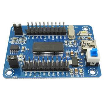 Placa de desenvolvimento cypress cy7c68013a EZ-USB fx2lp usb2.0