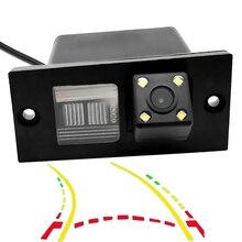 Piste dynamique intelligente   Caméra arrière de voiture pour Hyundai Grand Starex Royale i800 H1 Cargo de voyage iLoad iMax H300