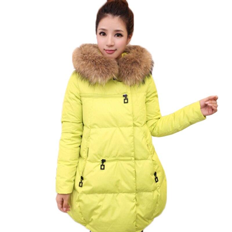 Invierno grueso Chaqueta de algodón Parkas mujer ropa nueva coreana suelta con capucha abrigo largo de talla grande 5XL 6XL abrigo de invierno AA936
