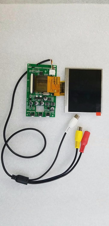 Бесплатная доставка 3,5 дюймовый ЖК-экран chimei LQ035NC111 с платой водителя