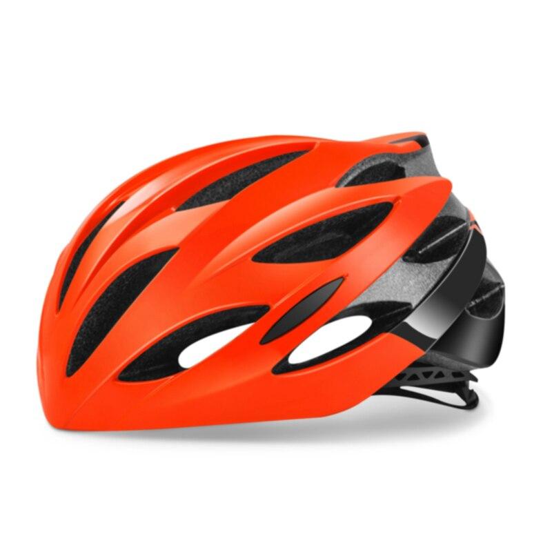 Casco de bicicleta nueva de 54-62CM, moldeado integralmente, Casco DH para Ciclismo de montaña o carretera, Capacete Casco de Ciclismo