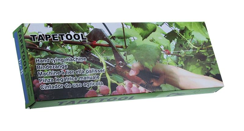 Legatrice per legare piante da giardino per piante da giardino con 12 - Attrezzi da giardinaggio - Fotografia 6