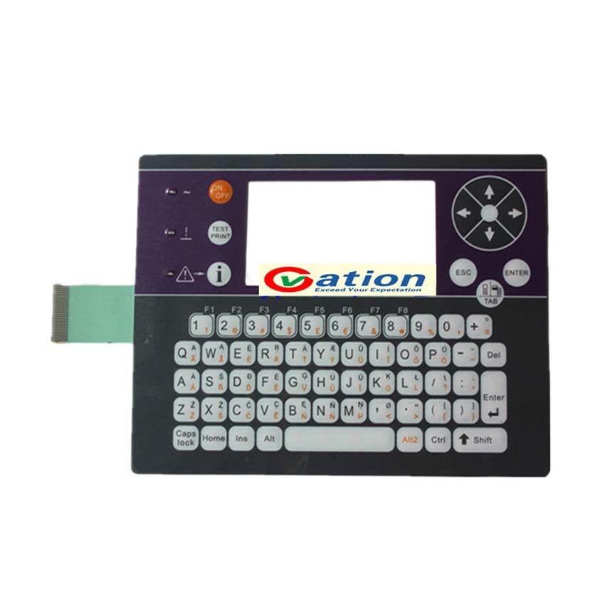 Seguimiento ID 9030 Imaje 9030 teclado de membrana