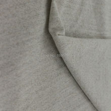 Tissu en fiber de bambou argenté   Tissu de bambou