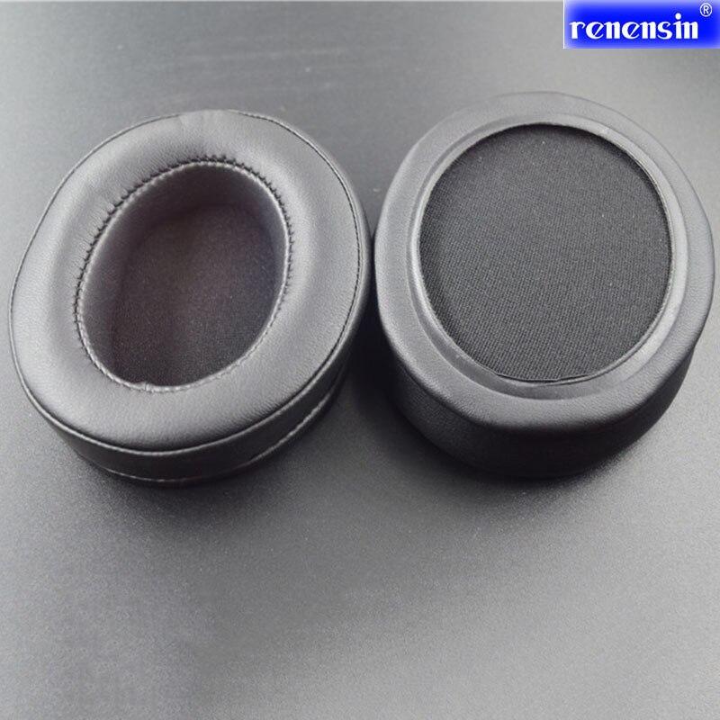 Renensin Black Headphone Ear Pads Earpads For Sennheiser Momentum 2.0 Wireless Headphones Ear Cushion Ear Cups