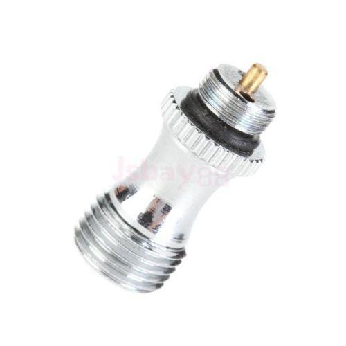 2 uds Pro pintura aerógrafo aerosol pieza de la máquina conector doble válvula de aire
