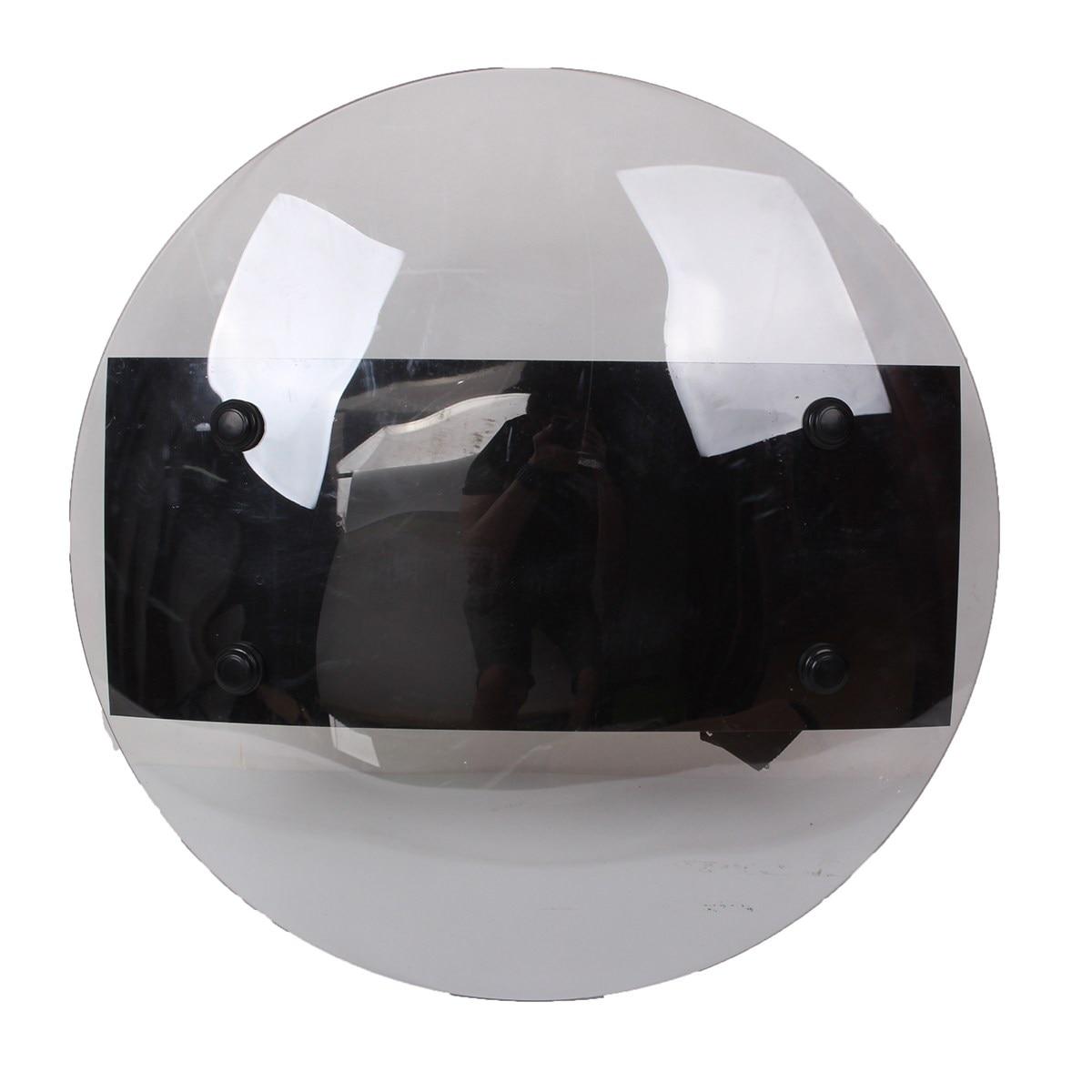 Safurance PC transparente mano escudo Anti-disturbios escudo para la protección de la seguridad de proteger