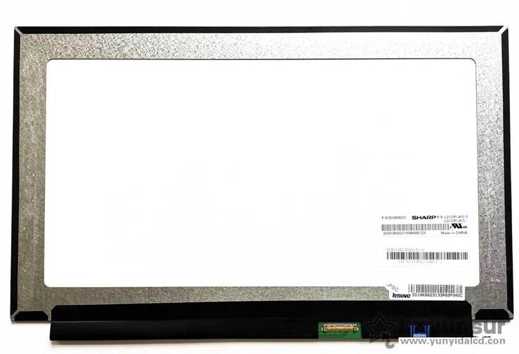 شحن مجاني N133HCE-GP1 NV133FHM-N61 LP133WF4 SPB1 LQ133M1JW15 B133HAN04.9 محمول Lcd شاشة 1920*1080 EDP 30 دبابيس IPS