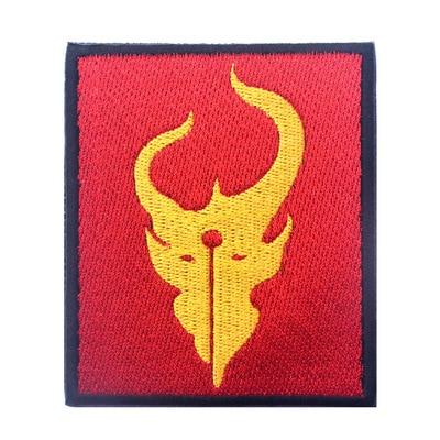 Warrior NSWDG Red Team Demon Hunter US Navy SEAL Team 6 ST6 DEVGRU patch Tactical morale military patch BADGE
