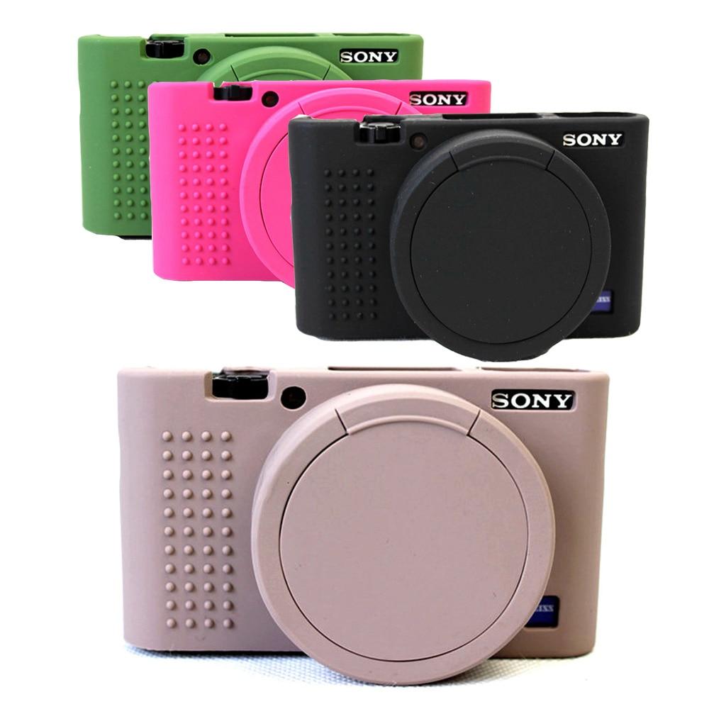 Soft Silicone Camera Case bag cover Skin for Sony DSC RX100M3 RX100M4 RX100M5 RX100 V M5 RX100 IV M4 RX100III M3