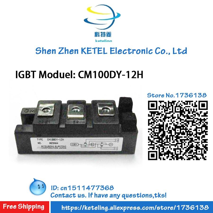 Freeshipping  CM100DY-12H  IGBT module