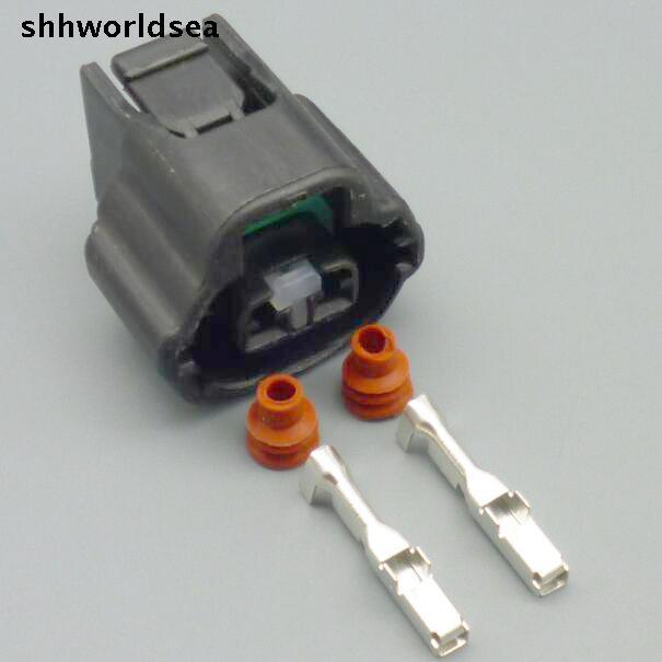Shhworld 5/30 /100 комплектов комплект 2,0 мм 2P автомобильный жгут проводов соединитель 7283-7526-30